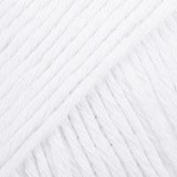 Drops Cotton Light 02 White