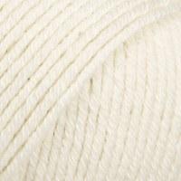 Drops Cotton Merino 01 Off-Whi