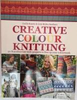 Creative colour knitting
