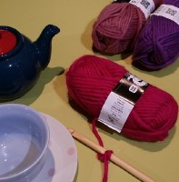 Crochet Class 16th Jan 12 p.m.