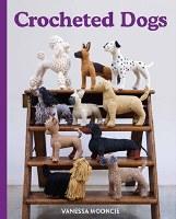 Crocheted Dogs Vanessa Mooncie