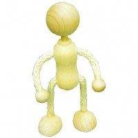 Rope Doll 15cm