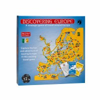 Discovering Europe Game