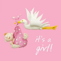 HM It's a girl!