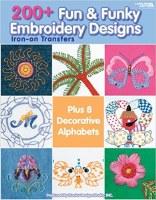200+ Fun & Funky Embroidery