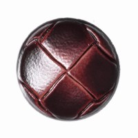 Button Football Brown 15mm