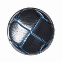 Button Football 15mm Navy