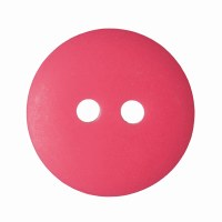 Button Matt Smartie 15mm Red