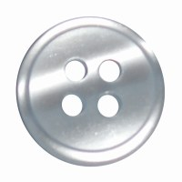 Button 4 Hole 13mm Ivory/Beige