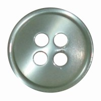 Button 4 Hole 13mm Sage Green