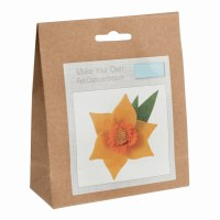 Felt Decoration Kit Daffodil B