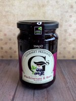 G's Blackcurrant & Rum Jam
