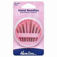 Needles Assorted in case