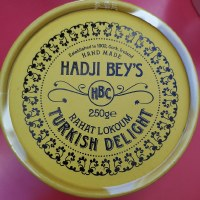 Hadji Bey Turkish Delight Raha