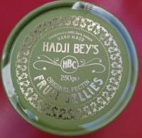 Hadji Bey Pectin Fruit Jellies