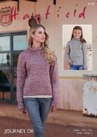 Hayfield 8192 Sweaters dk