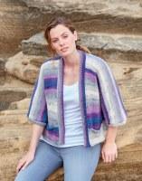 Hayfield 8251 Kimono Jacket