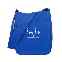 Inis Cross Body Sling Bag Blue