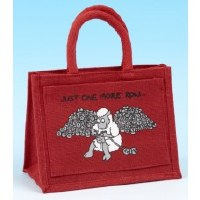 Vanessa Bee Project Bag Red