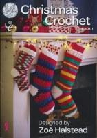 KC Christmas Crochet Book 1