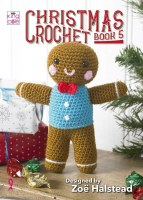KC Christmas Crochet Book 5