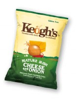 Keogh's Crisps Cheese Onion
