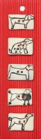 Incomp Buttons L059 Dogs Etche