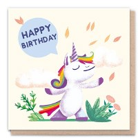 1 Tree Little Critters Unicorn