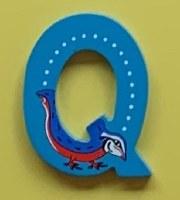 Lanka Kade Letter Q