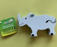 Lanka Kade Animal Rhino