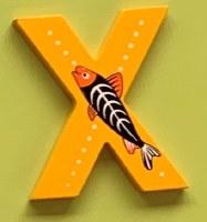 Lanka Kade Letter X