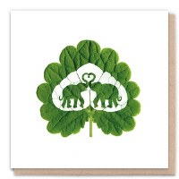 1 Tree Leaf Moments Elephant L