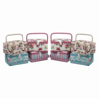 Sewing Basket Medium Assorted