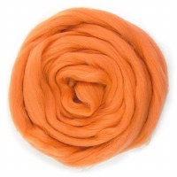 DWE Lontwol 50g 601 Clementine