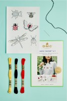 DMC Magic Paper Insect Kit