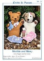 Matilda And Maisy Glove Puppet