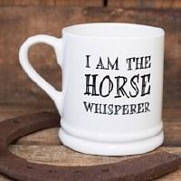 Mutts Mug Horse Whisperer