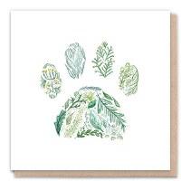 1 Tree Green Paw