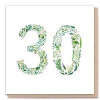 1 Tree Green 30