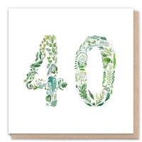 1 Tree Green 40