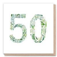 1 Tree Green 50