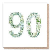 1 Tree Green 90