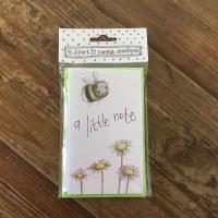 Alex Clark Notelets Little Bee
