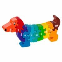 Lanka Kade Jigsaw 1-10 Dog