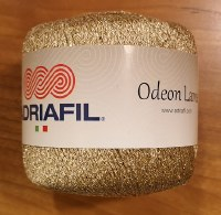 Adriafil Odeon Lame 41 Gold