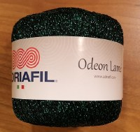 Adriafil Odeon Lame 63 Green