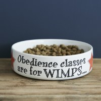 Pet Bowl Obedience Classes