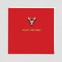 Redback Pin Reindeer
