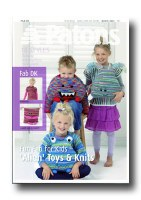Patons Fun Fab For Kid PB 3823