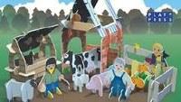 Playpress Farmyard Set